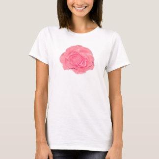 Pink Rose Babydoll Tee