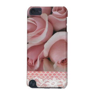 Pink Rose Bouquet iPod Touch Case