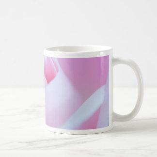 Pink Rose bud created by Tutti Coffee Mug