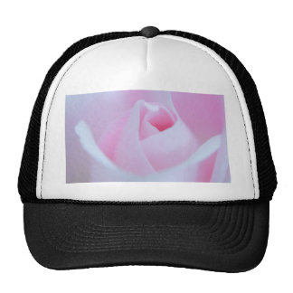 Pink Rose bud created by Tutti Trucker Hats