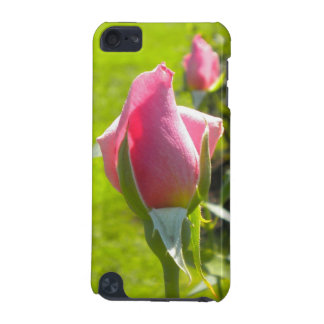 Pink Rose Bud iPod Touch Case
