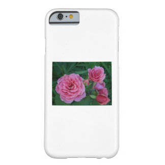 Pink Rose Bunch Barely There iPhone 6 Case