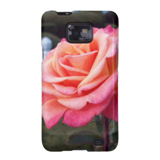 Pink Rose Galaxy S2 Covers