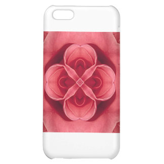 Pink Rose Case For iPhone 5C