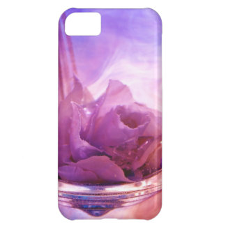 """""""Pink Rose"""" Collection iPhone 5C Case"""
