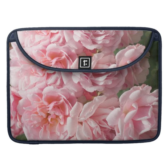 "Pink Rose ""Felicia"" MacBook Pro Sleeve"