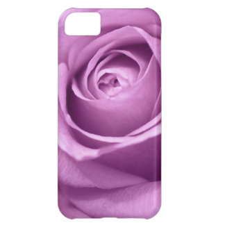 Pink Rose Flower Close-Up Photo Case For iPhone 5C