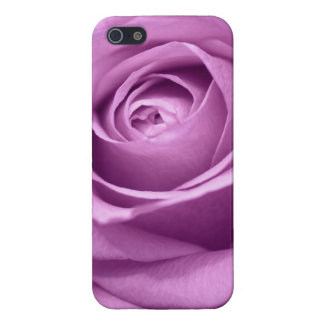 Pink Rose Flower Close-Up Photo iPhone 5 Cover