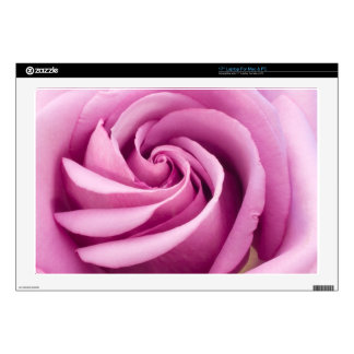 Pink Rose Folded Perfection Electronic Skins Etc Skin For Laptop