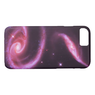 Pink Rose Galaxies iPhone 8/7 Case