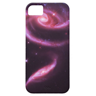 Pink Rose Galaxies iPhone SE/5/5s Case