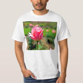 Pink Rose Garden T-Shirt