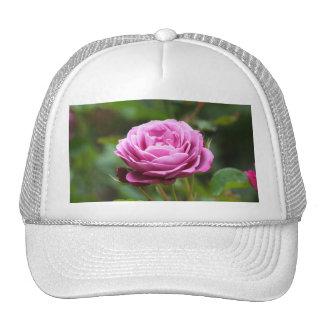 Pink Rose Hat