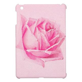Pink Rose iPad Mini Case