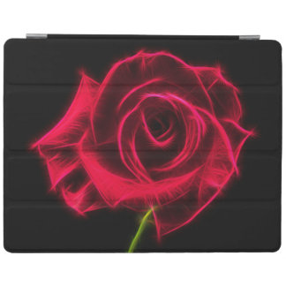 Pink Rose iPad Smart Cover