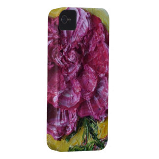 Pink Rose iPhone 4 Case
