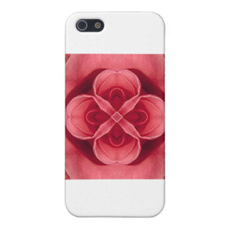 Pink Rose iPhone 5 Cover