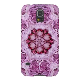 Pink Rose Jan 2013 Galaxy S5 Case