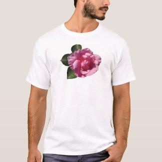 Pink Rose Mens T-Shirt