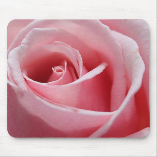 Pink Rose Mousepad