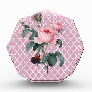 Pink Rose Orient Award