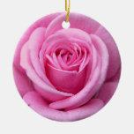 Pink Rose Ornament Romantic Rose Decorations