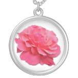 Pink Rose Pendants