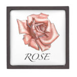 Pink Rose Premium Gift Box
