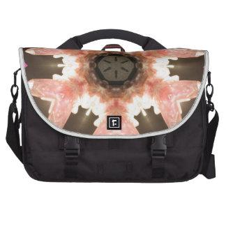 Pink Rose Quartz Sparkle! Laptop Commuter Bag
