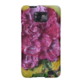 Pink Rose Samsung Galexy Case Galaxy S2 Cases