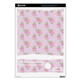 Pink Rose Skins For The Xbox 360 S