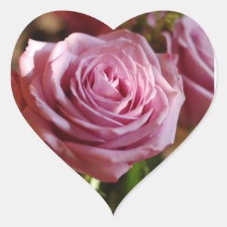 Pink Rose Sticker