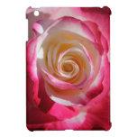 Pink Rose Swirl Case For The iPad Mini