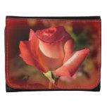 Pink Rose Wallets