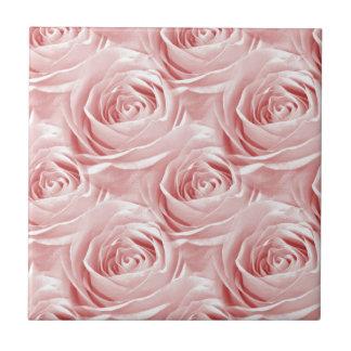 Pink Rose Wallpaper Pattern Tile