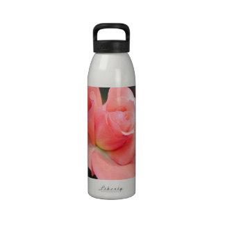 Pink Rose Water Bottle
