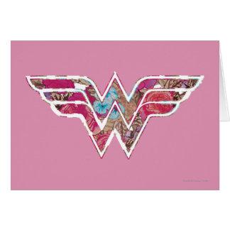 Pink Rose WW Card