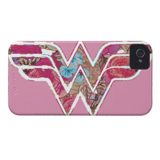 Pink Rose WW iPhone 4 Cover