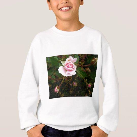 Pink Rosebud Sweatshirt