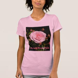 Pink Rosebuds T-Shirt