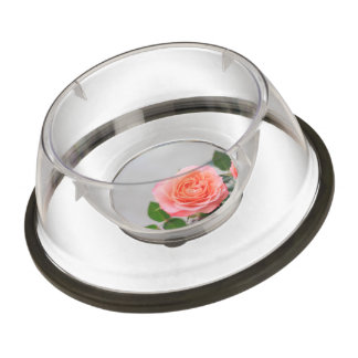 Pink Roses Bowl