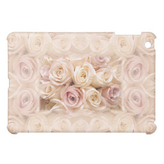 PINK ROSES by SHARON SHARPE Cover For The iPad Mini