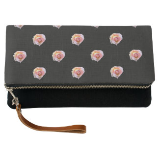 Pink Roses Clutch