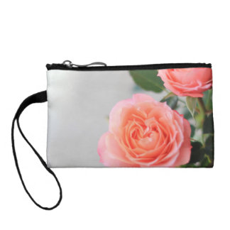 Pink Roses Coin Purse