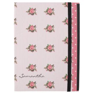 Pink Roses Custom iPad Pro Case