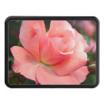 Pink Roses Hitch Cover