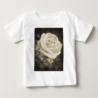 Pink Roses in Anzures 2 Antiqued Baby T-Shirt