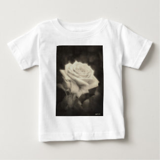 Pink Roses in Anzures 3 Antiqued Baby T-Shirt