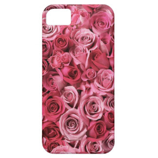 Pink Roses iPhone SE/5/5s Case