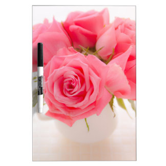 Pink roses   mothersday   birthday   Dry-Erase board